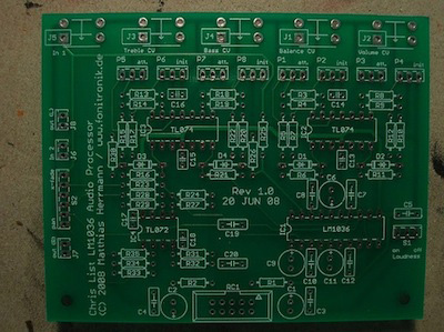 Just the PCB