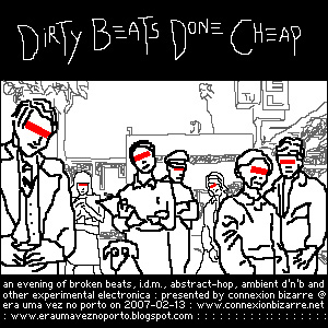 Dirty Beats Done Cheap