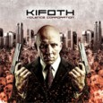 """Kifoth deliver, on """"Violence Corporation"""", pretty standard fare in the realm of electro-industrial. This is not to say that it's more of the same formulaic harsh dance music – on the contrary, Kifoth manage, despite the sonically limited nature of their chosen medium/genre, to offer up, in varying degrees, doses of aggression, socio-political commentary and, believe it or not, fun."""